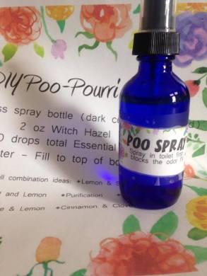 Poo Pourri Spray