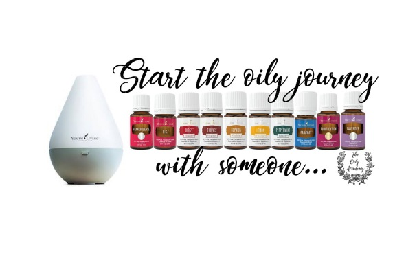 Start the Oily Journey with someone oily academy